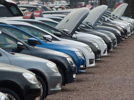 Соседи Германии больше не хотят покупать старые немецкие автомобили