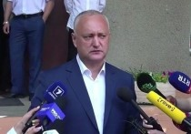 Игорь Додон призвал проголосовать за тех, кто будет заботиться о Молдове