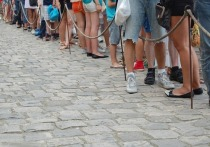Гастарбайтеры Молдовы на выборах выстраиваются в очереди