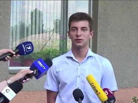 Влад Додон: Я голосовал за будущее Молдовы