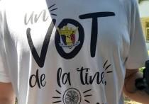 В Румынии избирателям Молдовы предлагают газировку в обмен на голос