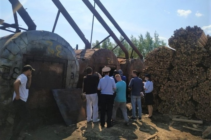 В Костромской области остановлено еще одно экологически вредное производство