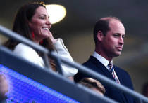 Принц Уильям назвал поражение Англии в финале