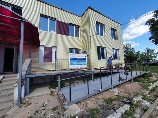 В Марий Эл реставрируется Сотнурский сельский дом культуры