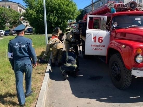 Жителей Алтайского края предупредили о предстоящих пожарных учениях