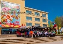 Стелу «Город трудовой доблести» установят в Красноярске около ДК им. 1 мая
