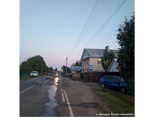 В воскресенье в шести ДТП на дорогах Марий Эл были ранены семь человек