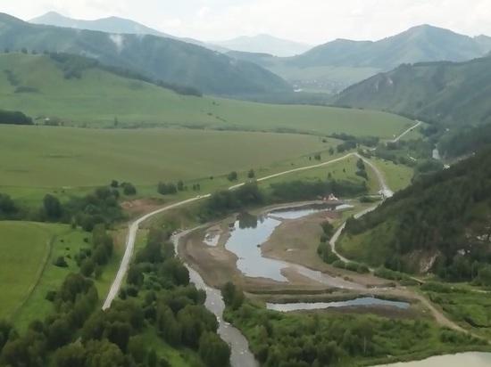 Жителям Солонешенского района удалось «выгнать» назойливых золотодобытчиков