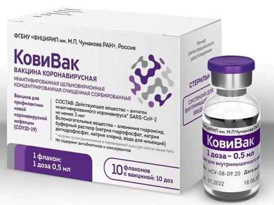 Врач Терский объяснил популярность у россиян вакцины «КовиВак»