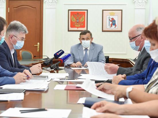Глава Марий Эл поручил разобраться с недостроями в Козьмодемьянске