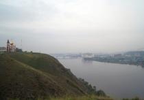 Уровень воды в Енисее в черте Красноярска снова повысился