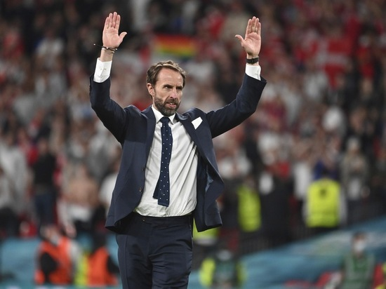 Саутгейт не планирует уходить в отставку после поражения в финале Евро-2020