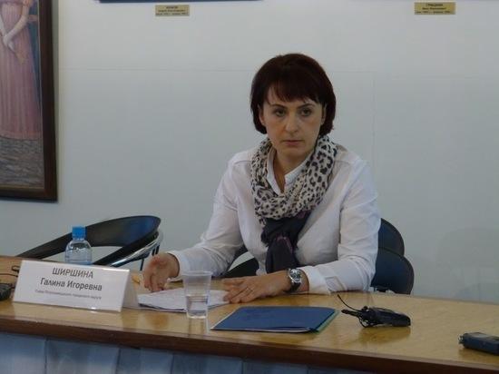 Галина Ширшина не будет участвовать в сентябрьских выборах