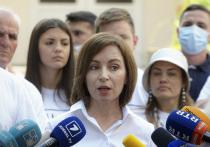 Майя Санду сокрушила всех: триумф антироссийских сил в Молдавии