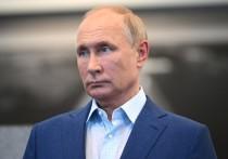 Президент России Владимир Путин написал статью «Об историческом единстве русских и украинцев»