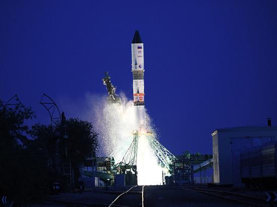 Космический «грузовик» «Прогресс-МС-17» впервые выполнил элемент одновиткового полета