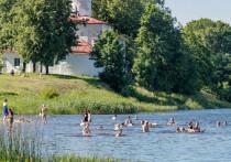 12 июля стал самым жарким днем в Псковской области за весь период метеонаблюдений