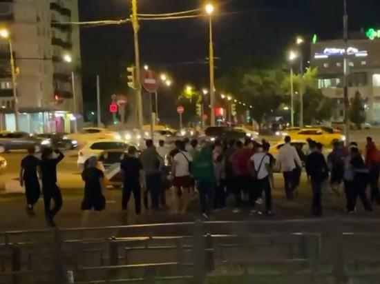 В Кузьминках произошла массовая драка мигрантов с участием 200 человек