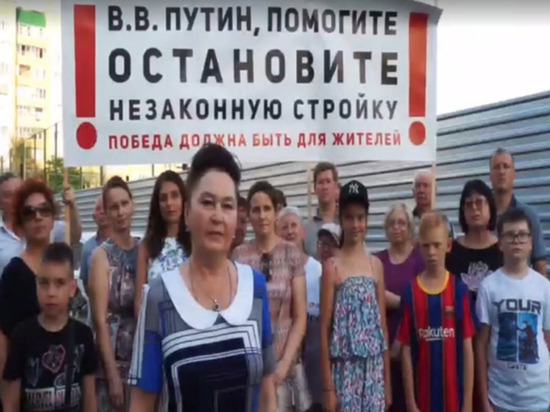 В Курске разрешение на строительство многоэтажки на проспекте Победы выдано законно