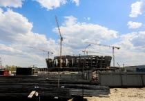 В Новосибирске парк у ледовой арены сдадут летом 2022 года