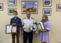 В Пскове поощрили студентов, спасших жизнь двум тонущим людям