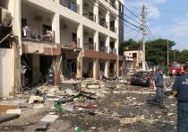 В Геленджике при взрыве в районе гостиницы «Азария» один человек погиб и пятеро пострадали