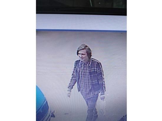 В Йошкар-Оле ищут мужчину, укравшего бутылку из магазина