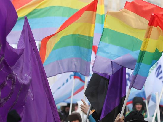 Движение сексуальных меньшинств в России