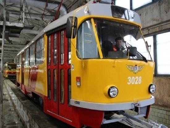Подрядчик отказался везти в Барнаул «собянинские» трамваи