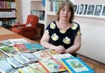 Российский блогер подарила луганской библиотеке 30 книг