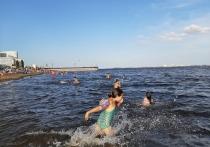 В чём купаются саратовцы на пляжах в черте города: в волжской воде или в том, что туда стекает? Новый пляж в Саратове вновь обострил тему загрязнения Волги