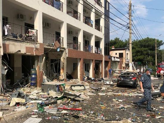 Взрыву в гостинице Геленджика предшествовал самострой