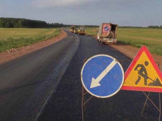 Дорога к СНТ «Птицевод-1» стала асфальтовой