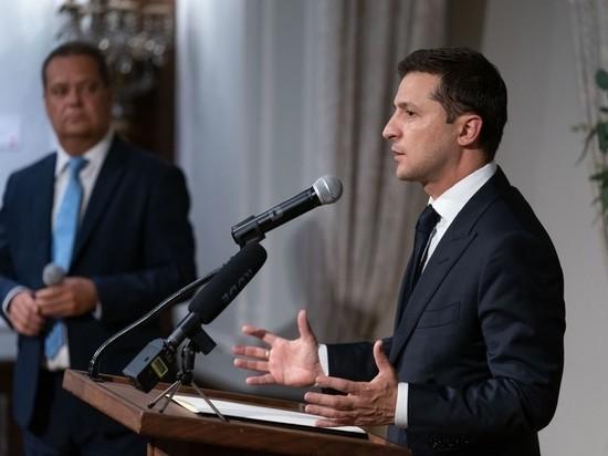 Политолог Мартынов связал уход Авакова со скорой отставкой Зеленского