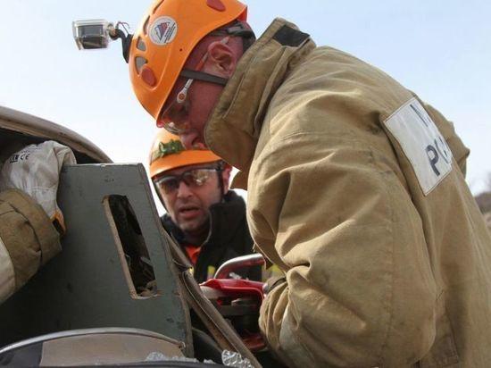 В Холмогорском районе произошло ДТП, пострадала пассажирка