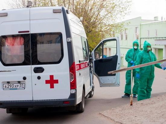 Наиболее стремительно вирус распространяется в Архангельске
