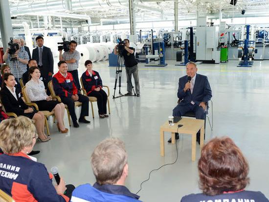 История одного из самых успешных предприятий Казахстана
