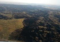 На Оренбуржье обрушились огонь и вода