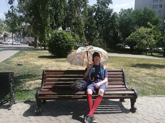 Оренбург посетил известный художник