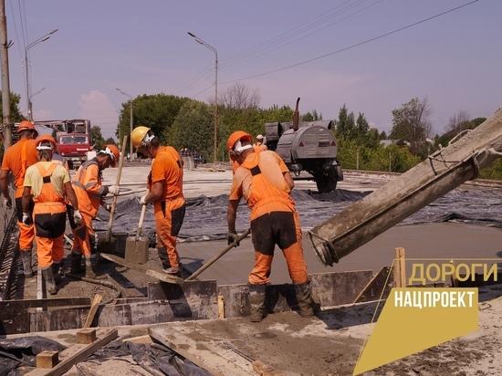 На Вараксинском мосту Йошкар-Олы укладывают бетон и гидроизоляцию