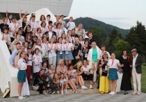 Катаклизм природный и финансовый  Всероссийский фестиваль визуальных искусств, ежегодно проходящий в «Орлёнке», своего рода уникальный и неповторимый