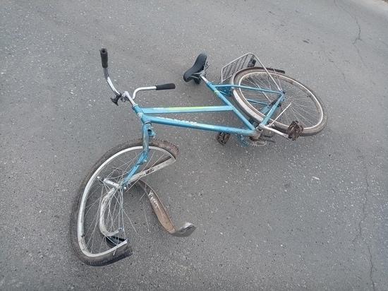За полгода на дорогах Марий Эл пострадали 13 велосипедистов