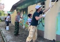 В Серпухове продолжается противостояние самостийным «художникам» от слова «худо»