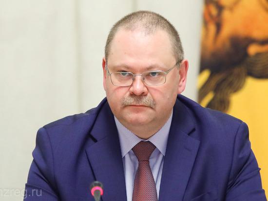 Олег Мельниченко полностью завершил ревакцинацию от коронавируса
