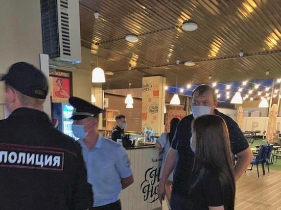 В клубах и ресторанах Барнаула прошли рейды по соблюдению «масочных правил»