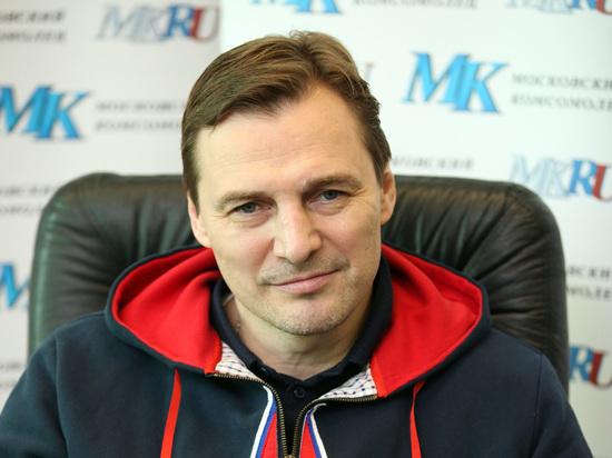 Легенда российского хоккея Сергей Федоров возглавил ЦСКА