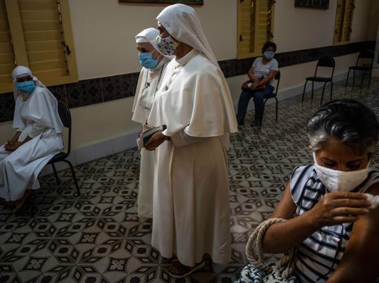 Может ли быть причиной беспорядков «ревность» США к кубинскому препарату