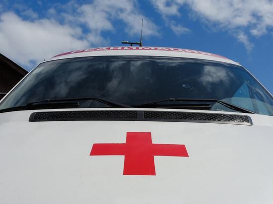 В Москве-Сити с моста упал мужчина