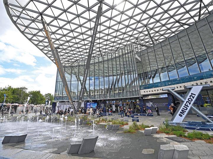 «Мосинжпроект» представил перспективные объекты на МУФ-2021