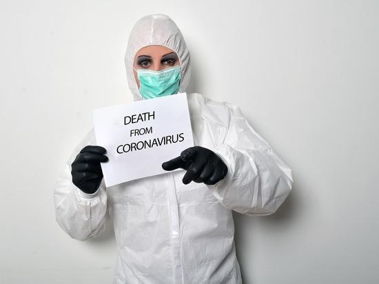 7 жителей Курской области признаны за сутки жертвами коронавируса